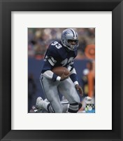 Framed Tony Dorsett 1981 Action