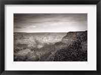 Framed Canyon Morning