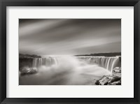 Framed Horseshoe Falls I