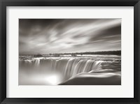 Framed Horseshoe Falls II