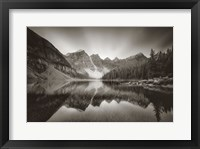 Framed Morraine Lake