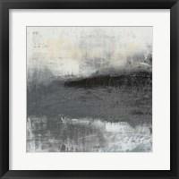 Pensive Neutrals III Framed Print