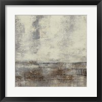 Neutral Plane II Framed Print