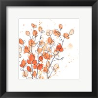 Posy Pop IV Framed Print