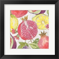 Fruit Medley II Framed Print