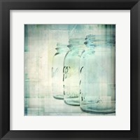 Canning Season VIII Framed Print