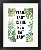 Plant Love I Framed Print