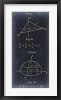 Mathematics II Framed Print