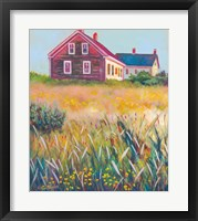 Framed Summer Home