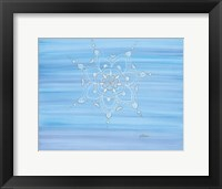 Framed Lace Mandala