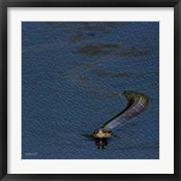 Framed Lake Snake