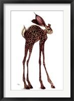 Framed Girabbit