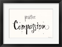 Framed Compassion