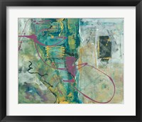 Diversion - Right Framed Print