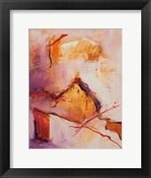 Molten II Framed Print