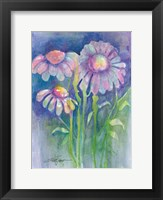 Cone Flower I Framed Print