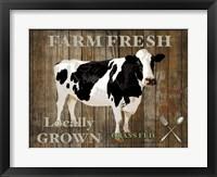 Framed Farm Fresh II