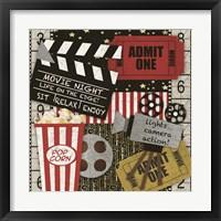 Framed Home Movie I