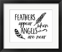 Framed Angels Appear