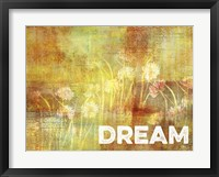 Framed Dream Collage