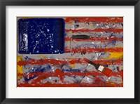 Framed American Paint