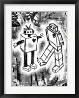 Framed Robot Love