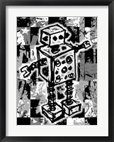 Framed Sketched Robot