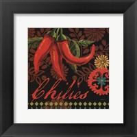 Framed Chiles