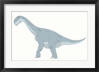 Framed Camarasaurus