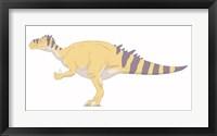 Framed Iguanodon