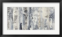Neutral Strata II Framed Print
