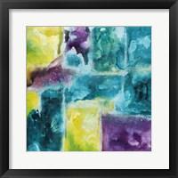 Framed Color Block I