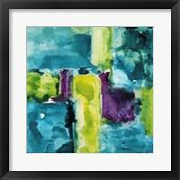 Framed Color Block II