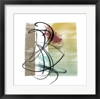 The Rhythm II Framed Print