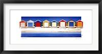 Framed Beach Colour