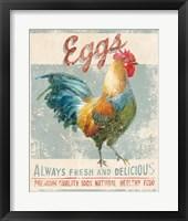 Farm Nostalgia VI Framed Print