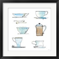 Good Brew XI Framed Print