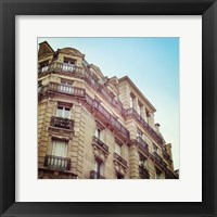 Paris Moments II Framed Print