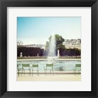 Framed Paris Moments V