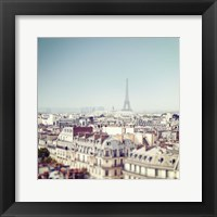 Paris Moments VI Framed Print