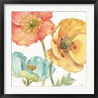 Spring Softies III Framed Print