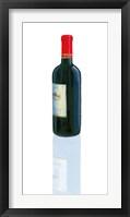 Wine Stance II Framed Print