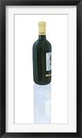 Wine Stance III Framed Print