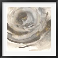 Gold Dust Nebula II Framed Print