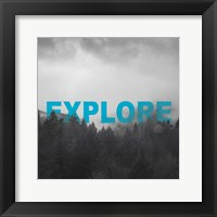 Bold Adventures II Framed Print