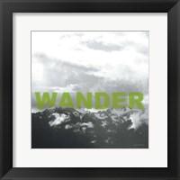 Bold Adventures III Framed Print