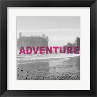Bold Adventures V Framed Print