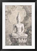 Framed Buddha Neutral