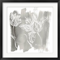 Water Wash I Neutral Framed Print