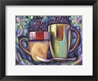 Framed Groovy Mugs